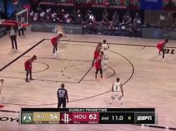Houston Rockets vs Milwaukee Bukcs   Full Game Highlights – 2020 02 08   NBA Bubble