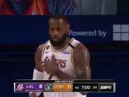 Los Angeles Lakers vs Utah Jazz | Full Game Highlights – 2020 03 08 | NBA Bubble