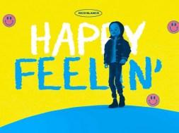 Rico Blanco Releases Fun, Upbeat Single 'Happy Feelin'