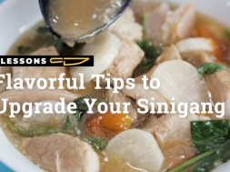 WATCH: Tips To Make Your Sinigang Extra Delicious