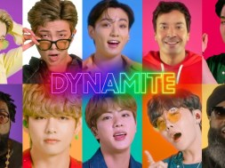 """BTS' """"Dynamite"""" performance with The Roots is the best remix yet"""
