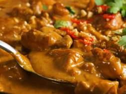 Chicken Satay Curry (Malaysian)