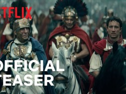 Netflix's battle-filled 'Barbarians' teaser has some serious 'Gladiator' vibes