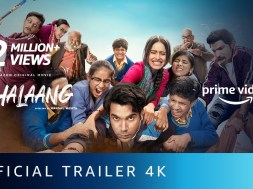 Rajkummar Rao & Nushrratt Bharuccha Starrer Chhalaang's Trailer Is Out