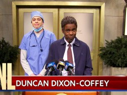 When COVID-19 breaks out at a name change office on 'SNL,' hilarity ensues