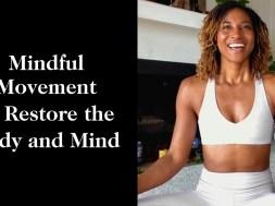 A Revitalizing Eye Yoga and Restorative Movement Session