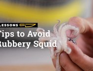 WATCH: Tips To Avoid Rubbery Squid
