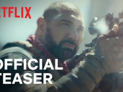 Dave Bautista Headlines Netflix's 'Army of the Dead' by Zack Snyder