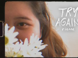 rienne's new single 'Try Again'