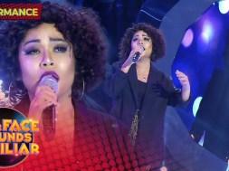WATCH: Klarisse Channels Jaya in First Win on 'Your Face Sounds Familiar Season 3'