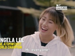 Angela Lee Guest Stars in 'The Apprentice: ONE Championship Edition'