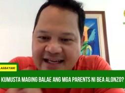 Bayani Agbayani shares what it's like Bea Alonzo as an in-law