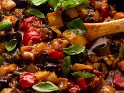 Ratatouille – French Vegetable Stew