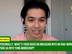 Star Magic Workshops help Joao Constancia's lead role in 'MMK,' gives credit to the training