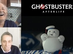 WATCH: Bill Murray Reacts to the Mini-Pufts of 'Ghostbusters: Afterlife'