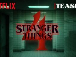 A Chilling New Stranger Things Season 4 Teaser Is Here