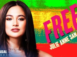 Julie Anne San Jose Releases First Single of the Year, 'Free'