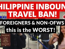 Philippines remains closed for tourism and experiencing another surge in cases