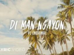 PJ Endrinal Pledges His Love in New Single 'Di Man Ngayon'