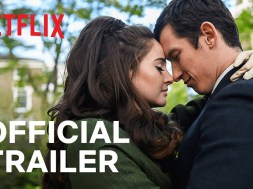 Shailene Woodley stars in Netflix's new swoonworthy romance 'Last Letter From Your Lover'