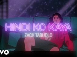 Zack Tabudlo Drops Anthemic New Single 'Hindi Ko Kaya'