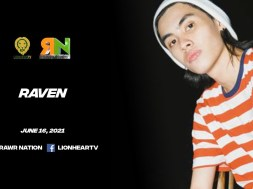 RAWR Nation: Get to know Sony Music PH's newest up-and-coming artist, raven