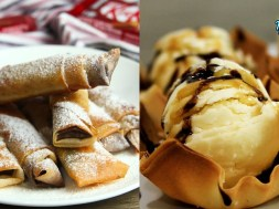 Dessert Snacks You Can Make With Lumpia Wrappers