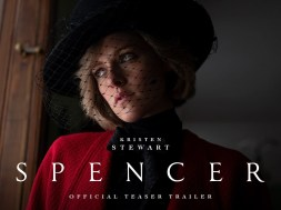 The First Trailer for Spencer, Starring Kristen Stewart As Princess Diana, Is Here