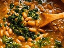 Bean Soup (El Bulli, all-time greatest restaurant)