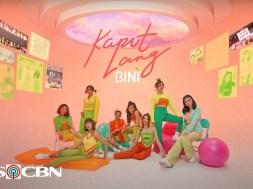 BINI's New Single 'Kapit Lang' Brings Motivation to Netizens, Reaches 320K Views on YouTube