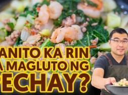 Ganito Ka Rin Ba Magluto ng Pechay?