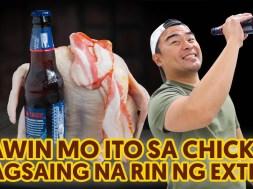 Gawin ito sa Chicken, Magsaing na rin ng Extra!