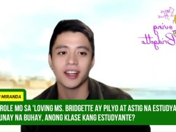 How did the pilot episode of 'Stories from the Heart: Loving Miss Bridgette' fare in ratings?