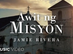 Jamie Rivera Drops 'Awit ng Misyon' in Celebration of 500 Years of Christianity in PH