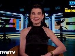 Julianna Margulies Reveals the Famous Anchors Her 'Morning Show' Character Is Modeled After