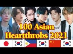 SB19's Justin de Dios Tops the '100 Asian Heartthrobs of 2021' Online Poll