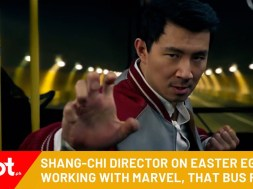 Working With Marvel, That Bus Fight + Easter Eggs: <em>Shang-Chi and the Legend of the Ten Rings</em> Director Spills Details