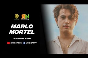 Marlo Mortel is officially back in Star Magic!