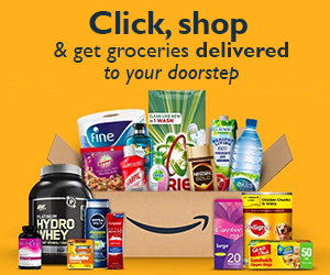 Click, shop ang get it delivered to your doorstep