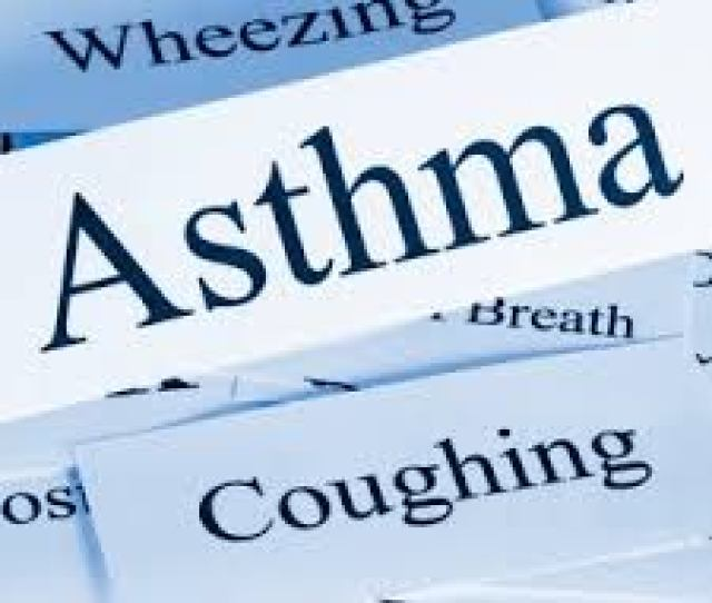 I Want To Take A Few Minutes To Talk About Asthma Signs And Asthma Symptoms