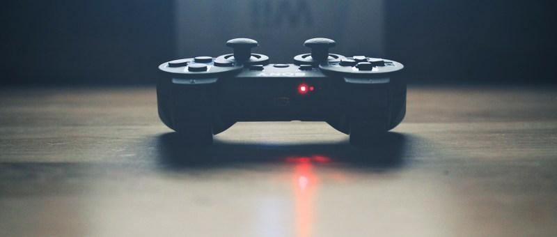Underpin Marketing Stevenage Game Controller