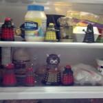 Refrigerator!