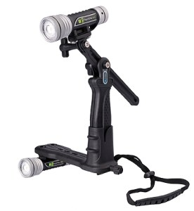 UK Aqualite Duo Lighting Kit from Underwater Kinetics