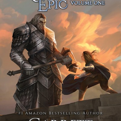 The Nightblade Epic Volume One, a #1 Amazon Bestseller by Garrett Robinson