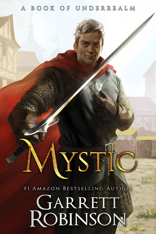 Mystic, the #1 Amazon Bestseller by Garrett Robinson