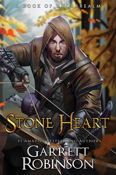 Stone Heart, by Amazon #1 Bestselling Author Garrett Robinson
