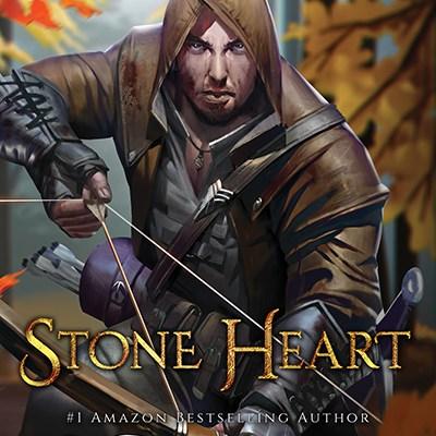 Stone Heart, by Amazon #1 Bestselling Author Garrett Robinson
