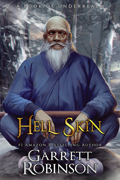 Hell Skin, by Amazon #1 Bestselling Author Garrett Robinson