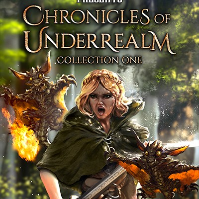 The Chronicles of Underrealm Collection One