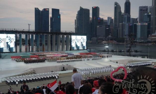 Happy 53rd Birthday Singapore NDP
